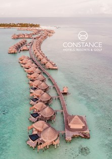 Constance Hotels, Resorts & Golf - Annual Report 2018